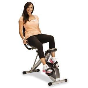 recumbent bike for bad knees