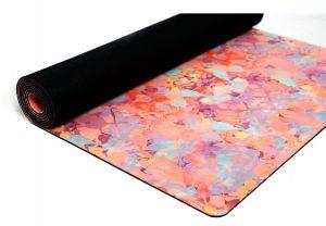 materials for a yoga mat