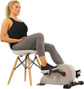 Image for Sunny Health & Fitness Under Desk Bike Pedal Exerciser